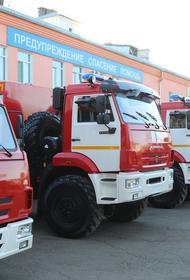 При пожаре в Подольске погибла трехлетняя девочка, оставленная дома одна