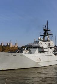 Avia.pro: британский корабль пытался преследовать российскую подлодку с ракетами «Калибр»