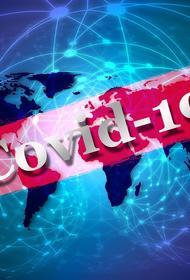 В России выявлено 10 535 новых случаев заражения коронавирусом