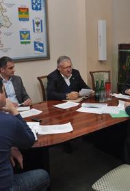 Константин Затулин встретился с избирателями в Белореченске