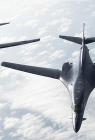 Avia.pro: два бомбардировщика США «сымитировали удар» по территории Калининградской области