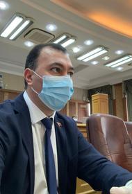 Челябинский депутат и бизнесмен задержан по делу о взятке