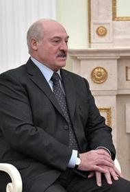 Лукашенко рассказал, что КГБ Белоруссии пресек деятельность террористической группы, готовившей взрывы