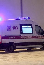 Автомобиль сбил семилетнюю девочку в Троицке