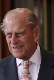99-летний британский принц Филипп перенес операцию на сердце