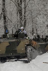 Интенсивность боевой подготовки ВДВ значительно возросла в 2021 году