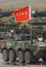 Китай увеличивает расходы на оборону до 209 миллиардов долларов в 2021 году