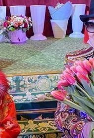 Девочка из Челябинской области стала гостьей Вячеслава Зайцева