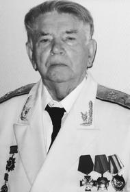 В Москве умер бывший генпрокурор СССР Александр Сухарев