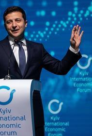 Киевский журналист Гордон: вероятная досрочная отставка Зеленского может стать решающей для «финала украинской трагедии»