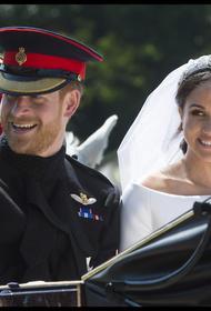 Меган Маркл призналась, что они с принцем Гарри сыграли «настоящую» свадьбу тайно