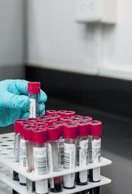 В России выявили наименьшее с 3 октября число заразившихся COVID-19 за сутки