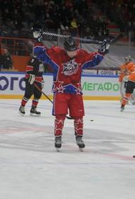 Хабаровский край «театрально» закрыл хоккейный сезон
