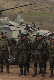 В Чечне и Дагестане ротные тактические группы приступили к учениям с применением новой системы управления и авиации