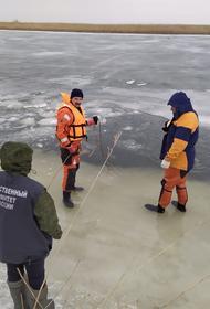СКР раскрыл, почему автомобиль многодетной семьи в Приморье оказался на льду и провалился