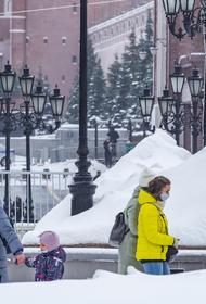 Минувшая ночь стала самой холодной в Москве с начала весны