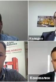 Эксперты рассказали, сколько человек заменяет один робот