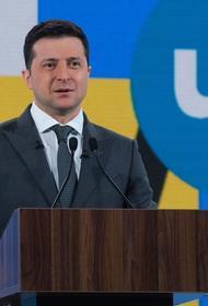 TГ-канал «Подслушано в СБУ»: Запад гарантировал Зеленскому эвакуацию с Украины в случае провала возможного наступления в Донбассе