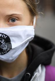 Грета Тунберг подвергла критике политику Байдена по климату
