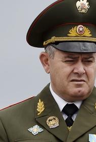 Пашинян все же уволил старого начальника Генштаба ВС РА и быстренько нашел ему замену