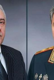 Шойгу провел переговоры с министром обороны Армении, обсуждали Карабах и не только