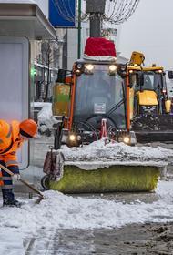 В Москве и области объявлен «желтый» уровень погодной опасности