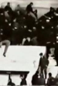 Смертельная давка в Сокольниках в 1975 году возникла из-за жевательной резинки