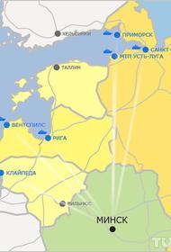 Разворот белорусского нефтяного транзита