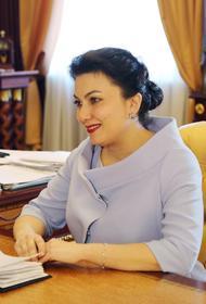 Министр культуры Крыма нецензурно выругалась на совещании с Аксеновым