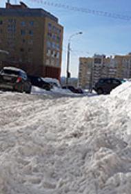Законодательные особенности уборки снега выяснились в Нижнем Новгороде