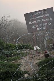 Британская НКО передала Турции карты минных полей, поставленных армянским ополчением в Карабахе