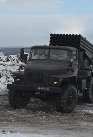 Артиллерия и ракетные части ЦВО провели масштабные учения