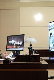 Путин призвал российских бизнесменов вкладывать средства «в дом»:  «Так спокойнее и надежнее»