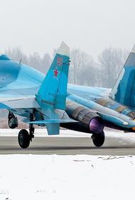 Журнал National Interest назвал российский истребитель Су-27 «самым большим кошмаром НАТО»