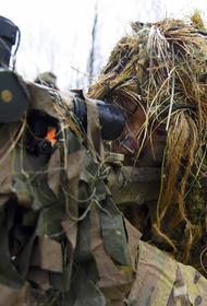 В зоне конфликта в Донбассе снайпер уничтожил украинского военного