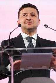 Киевский юрист Монтян: президента Украины Зеленского скоро «снесут» и заменят на Кличко
