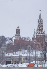 В Москве объявили «желтый» уровень погодной опасности из-за метели, ветра и гололеда