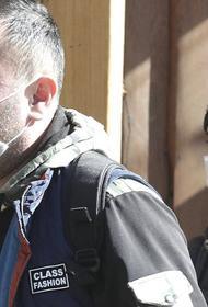 Жителей Чехии обязали носить маску даже на безлюдной улице