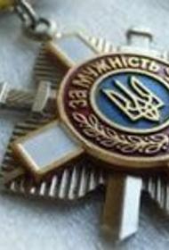 Зеленский наградил орденами украинских националистов, участвовавших в войне против Донбасса, посмертно
