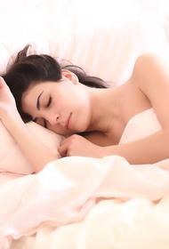 Врач Добрецова рассказала, как правильно спать, чтобы высыпаться
