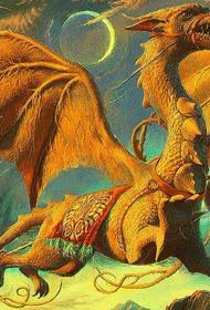 Драконы существовали и в древнегреческой мифологии