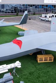 Ударный беспилотник «Гром» вооружат высокоточными ракетами Х-38