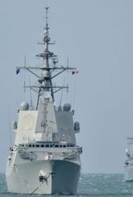 Четыре корабля ВМС стран НАТО посетили Грузию
