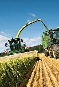 Трактор в поле не воин