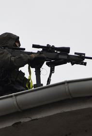 Снайпер уничтожил контрактника ВСУ под Донецком