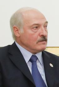 Лукашенко объявил о начале работы комиссии по внесению изменений в конституцию Белоруссии