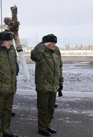 Командующий войсками ВВО проверил готовность воинских частей к масштабным учениям в Забайкалье