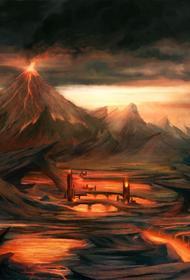 Если ад в Средиземье и существует, то он находится именно там. Немного об Удуне из мира Толкина