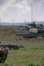 В Крыму начались крупные учения десантных войск РФ