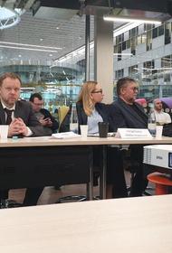 В форуме «Чистая страна» в «Сколково» участвует депутат ЗСК Андрей Булдин